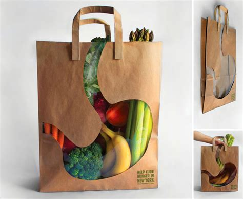 shopping bag design 30 of the most creative shopping bag designs