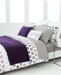 purple and grey bedding master bedroom pinterest