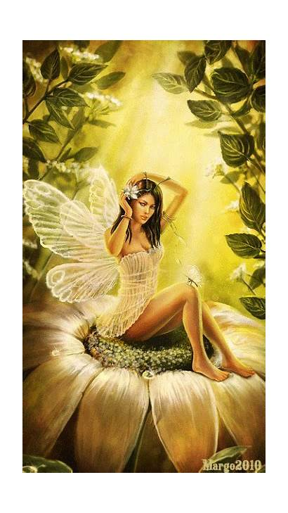 Fairy Fairies Flower Fantasy Feen Dust Magical
