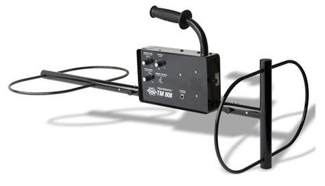 Detector De Metales Marca Whites Modelo Tm808 800-0320