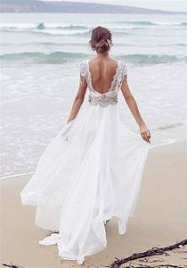 casual beach wedding dresses to stay cool modwedding With beach wedding dresses casual
