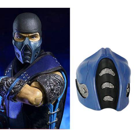 grp mask game mortal kombat cosplay mask   mask