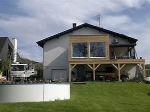 maison bois pilotis bardage 1 abt construction bois With maison en bois sur pilotis