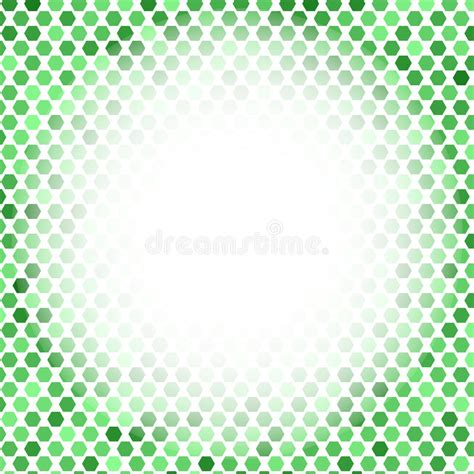 Abstract Elegant Green Background Stock Vector