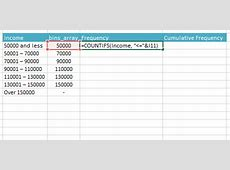 FrequencyDistributionTableExcelImg20 – ExcelDemycom