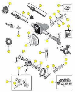 2007 Dodge Caliber Rear Suspension Diagram