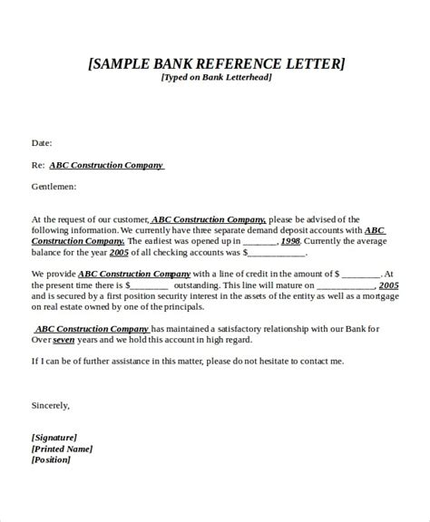 declaration letter format  bank loan confidencecom