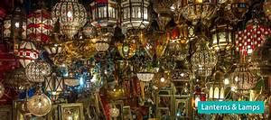 Moroccan lanterns, Moroccan lamps & Moroccan furniture
