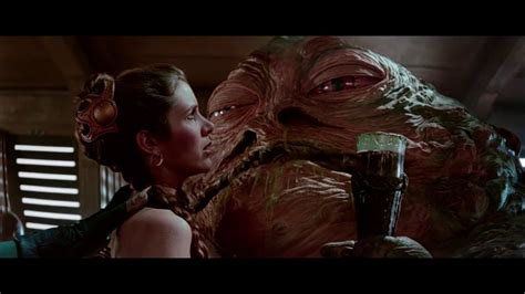 Slave Leia And Jabba Loop 2 Hd Remaster Youtube