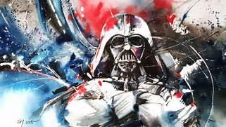 Star Wars Art Wallpaper