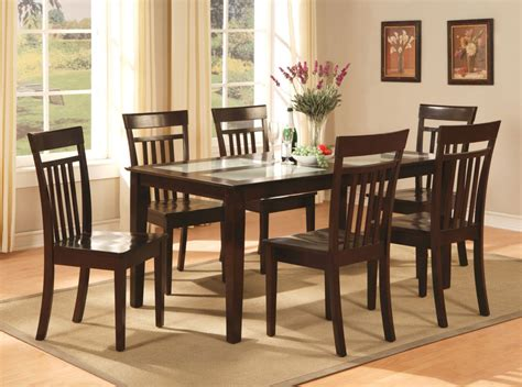 pc capri dinette kitchen dining room set table
