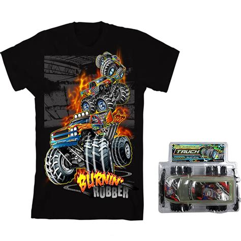 bigfoot monster truck t shirts boy s graphic t shirt toy truck monster trucks