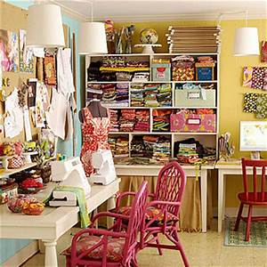 Crafts Rooms -- A Place to Create