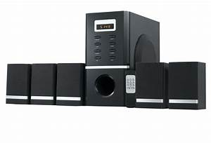 China 5 1 Home Theater Multimedia Speaker System  La