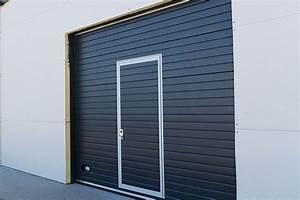 Porte De Garage Acier