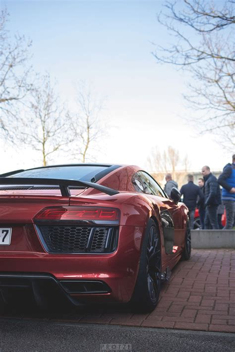 Why do ferrari road cars have v6, v8, and v12, but not 10 ? Capristo Audi R8 V10 Plus. 👌🏻 #audi#r8#audir8#men#car#supercars#hypercars#luxury#supercar# ...