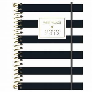 Agenda Planner 2018 : agenda 2018 tilibra west village planner preta costaatacado ~ Teatrodelosmanantiales.com Idées de Décoration