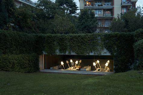 Underground Garage  Carlo Bagliani Archdaily