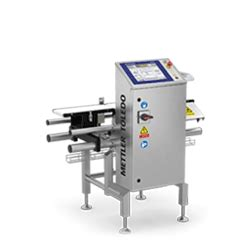 checkweigher solutions  motion checkweighing mettler
