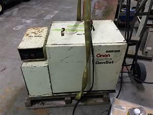 1985 8kw Onan Generator For Sale