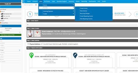 invoice management software invoice template ideas