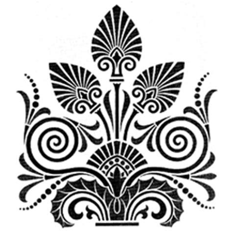 direct siege peinture au pochoir motifs d 39 ornementles murs de