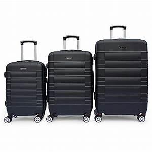 Koffer Set Test : shaik serieclassic jfk design hartschalen trolley koffer reisekoffer 4 doppelrollen ~ A.2002-acura-tl-radio.info Haus und Dekorationen