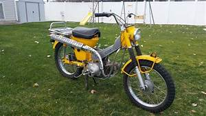 1969  U00261  2 Honda Trail 90 Ct90 K1