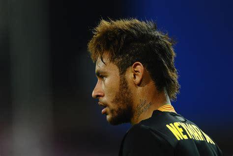 how to style hair like neymar club atletico de madrid v fc barcelona zimbio 3534