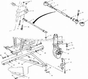 Polaris A00ch33af Parts List And Diagram