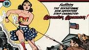 The Many Origins of Wonder Woman