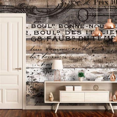 Fototapete Küche Vlies by Vlies Fototapete Tapete Wandbilder Holz Bretter