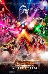 Marvel Spoiler Oficial Avengers Infinity War Teaser Poster 2