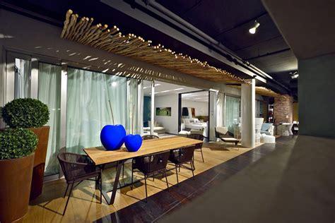 penthouse furniture showroom  studio yaron tal tel aviv