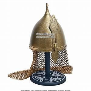 Kingdom of Heaven Crusader Saladin Helmet Medieval Aged