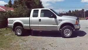 1999 Ford F250 7 3 Diesel 4x4 Truck For Sale - Walk Around Tour  Engine  Start Up