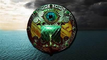 Vikings Raven Rune Norse Odin Mystery Runes
