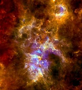 Blowing bubbles in the Carina Nebula - The Archaeology ...