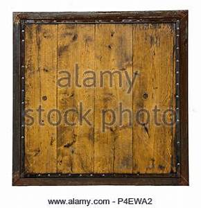 Planche De Bois Blanc : pancarte en bois brun plaque plank et dark frame sur fond blanc banque d 39 images photo stock ~ Voncanada.com Idées de Décoration