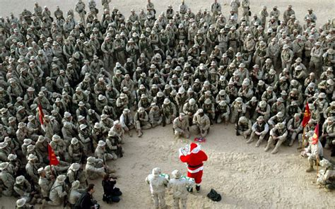 merry christmas  happy holidays army told    christmas report
