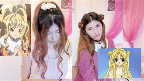 Easy Anime Hairstyles