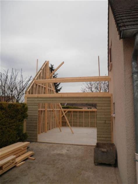 la maison du menuisier garage 2 pans en pignon de maison le du menuisier de la rochepot