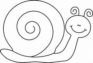 Pin Snail Outline on Pinterest
