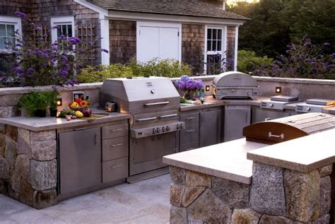 outdoor barbecue kitchen designs can you still call it a bbq grill if it costs 16 000 3815