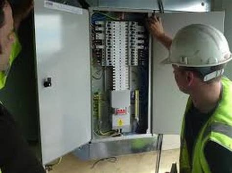 Distribution Board Simple Way Making New Explaining