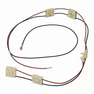 Whirlpool W5cg3024xb01 Cooktop Wire Harness