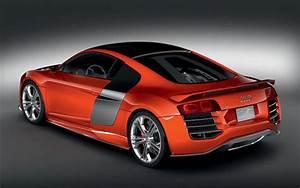 500 Horsepower Audi R8 V12 TDI Le Mans Unveiled in Geneva ...