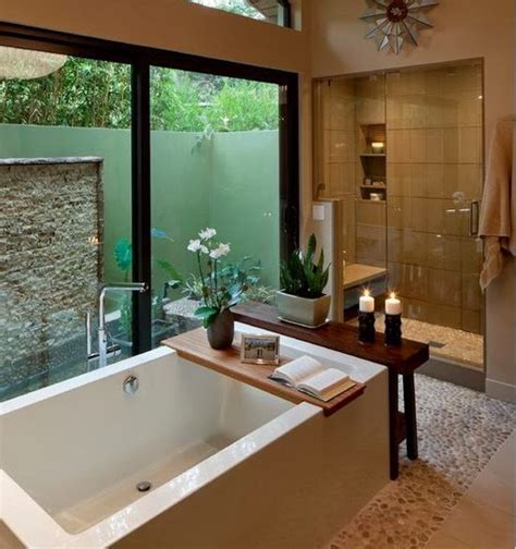 rumahidaman desain kamar mandi nuansa alam images