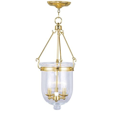 livex lighting providence  light polished brass