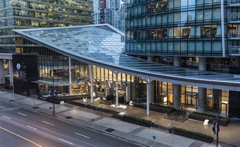 vancouver trump hotel tower international bc hotels icon